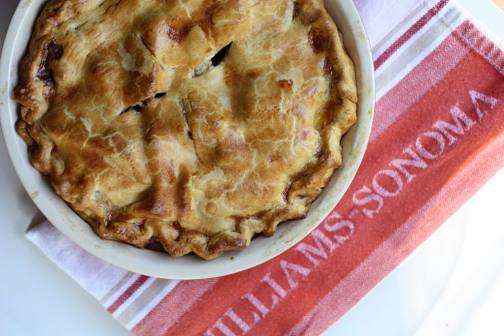 Honeycrisp Apple Pie