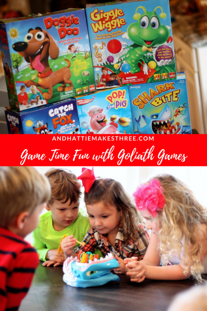 Goliath Games Play Date