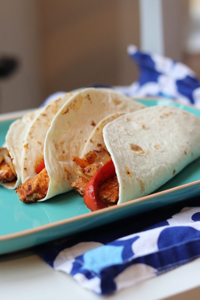 chicken-fajitas-sheet-pan