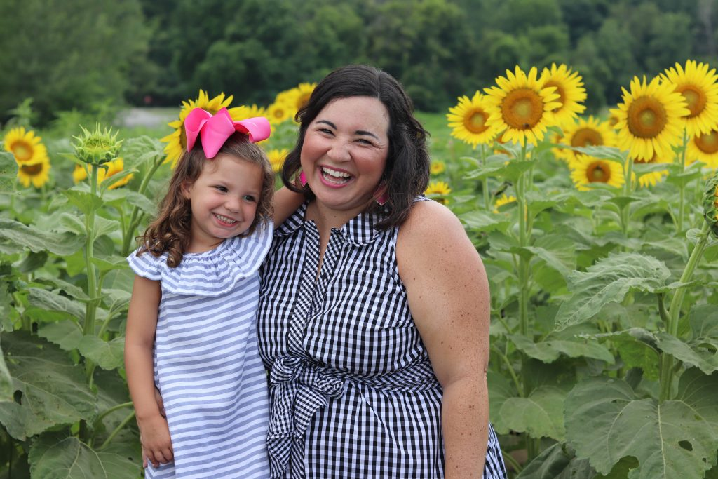 Sunflowers - And Hattie Makes Three 2