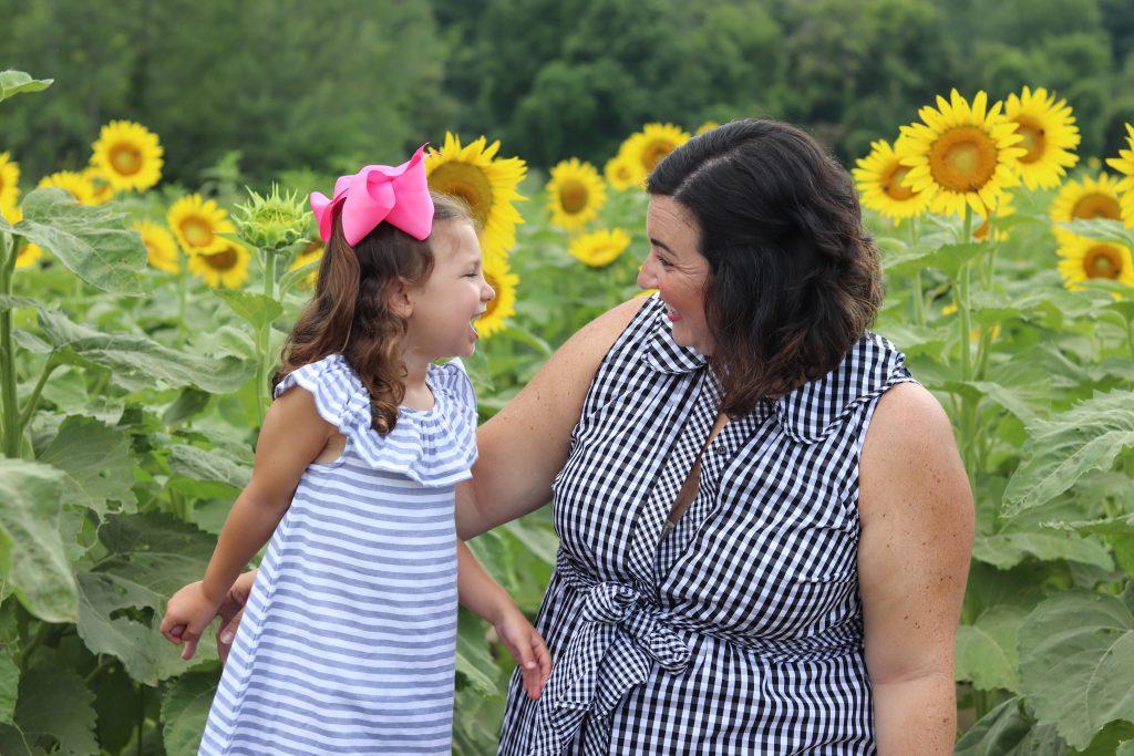 Sunflowers - And Hattie Makes Three 5