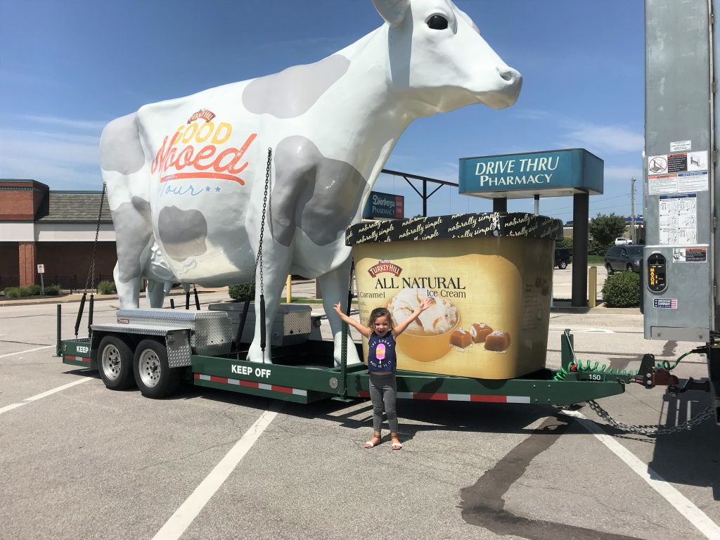 Turkey Hill Mooed Tour