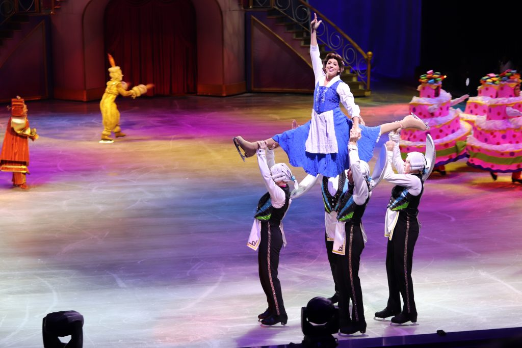 Disney on Ice Dare To Dream 1