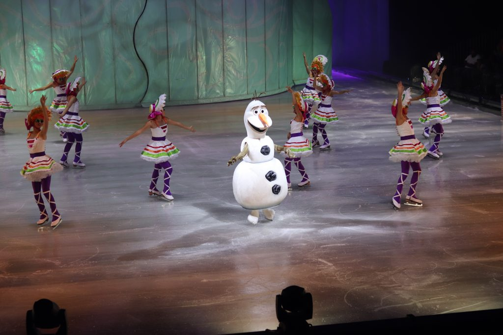Disney on Ice Dare To Dream 5