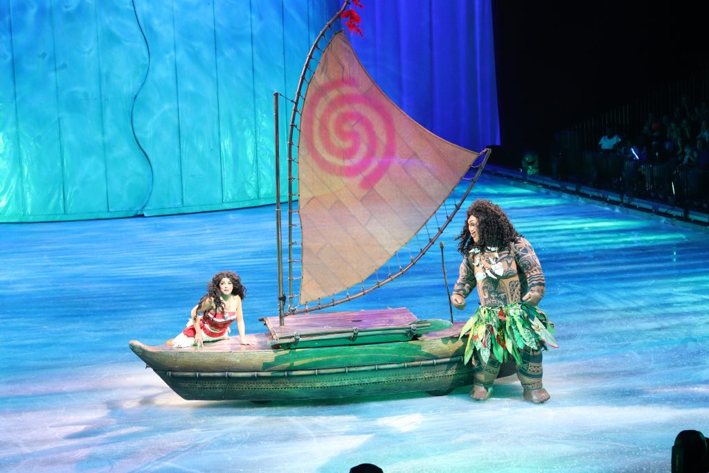 Disney on Ice Dare To Dream 6