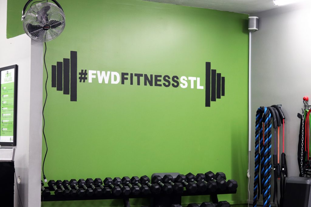 Forward Fitness 1