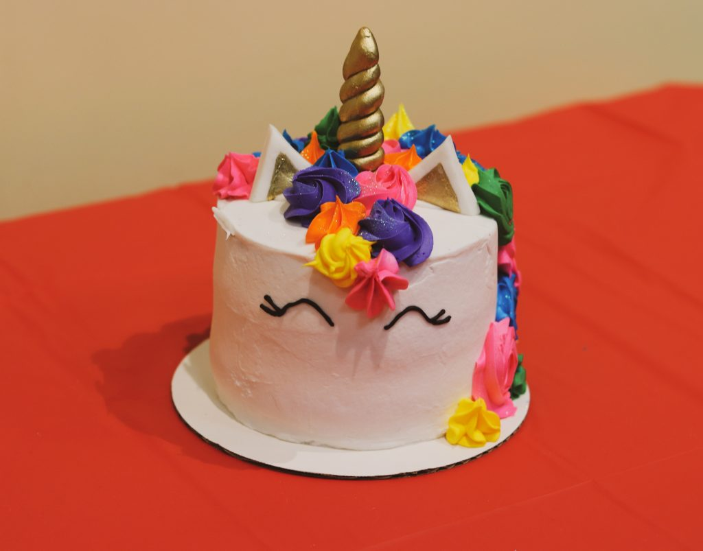 Unicorn Cake Catherine's Cakery
