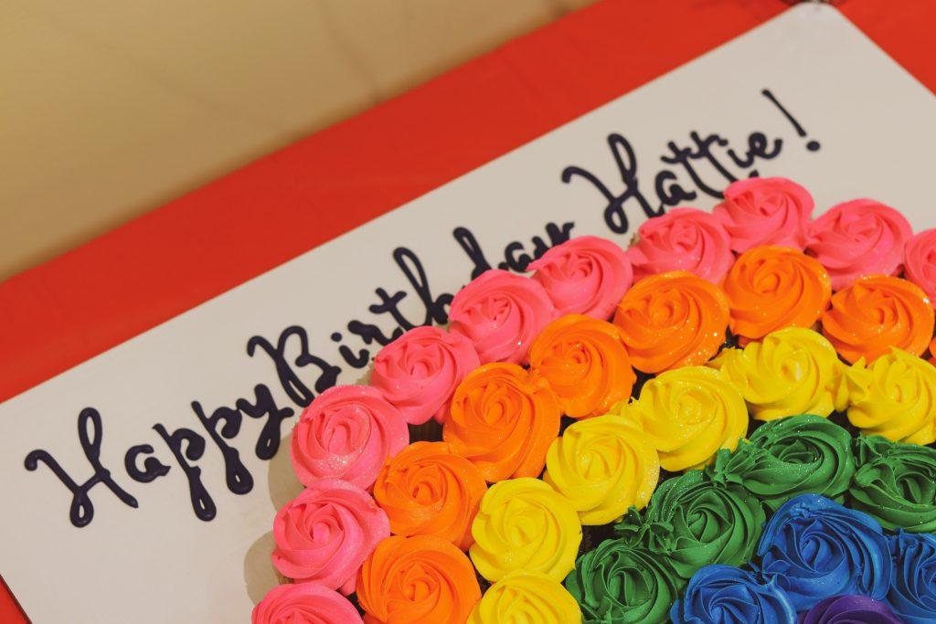 Rainbow Cupcakes Catherine's Cakery