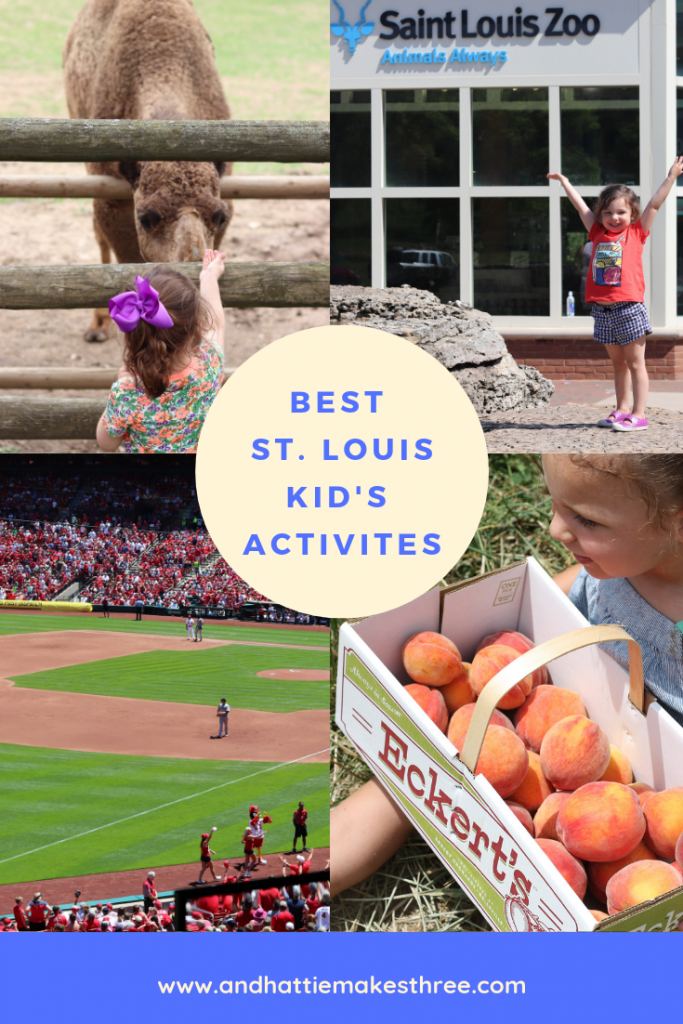 Best St Louis Kids Activities