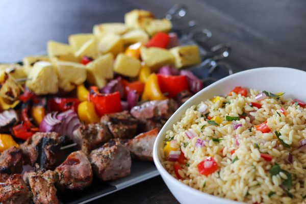 Hatfield Pork Tenderloin Kebab Recipe