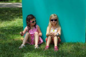 Bentonville Trip And Hattie Makes Three Color Field 3