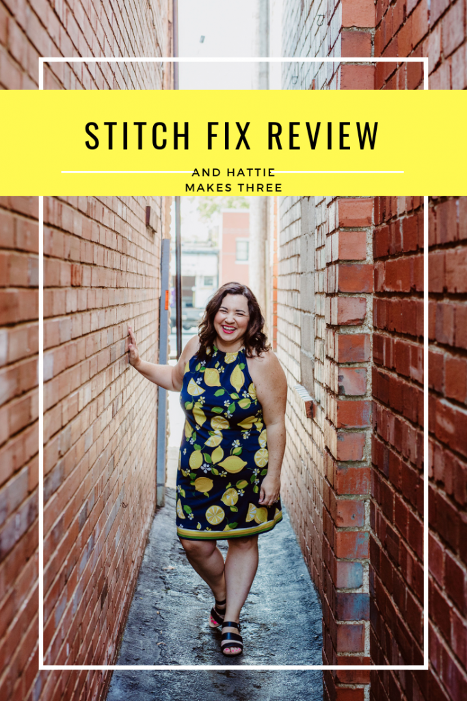 Summer Review Stitch Fix