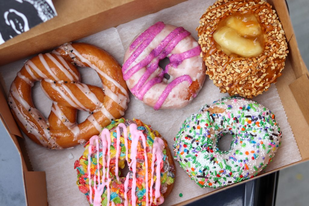 Visit The Donut Trail in Butler County, Ohio