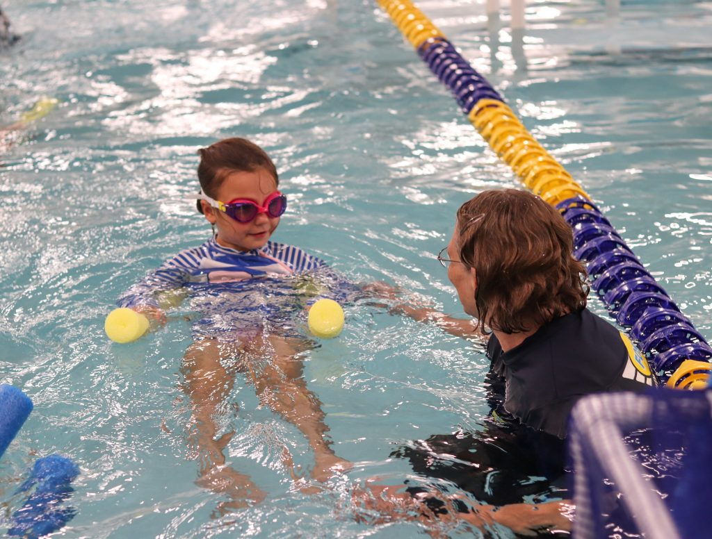 10 Reasons to Love Foss Swim School