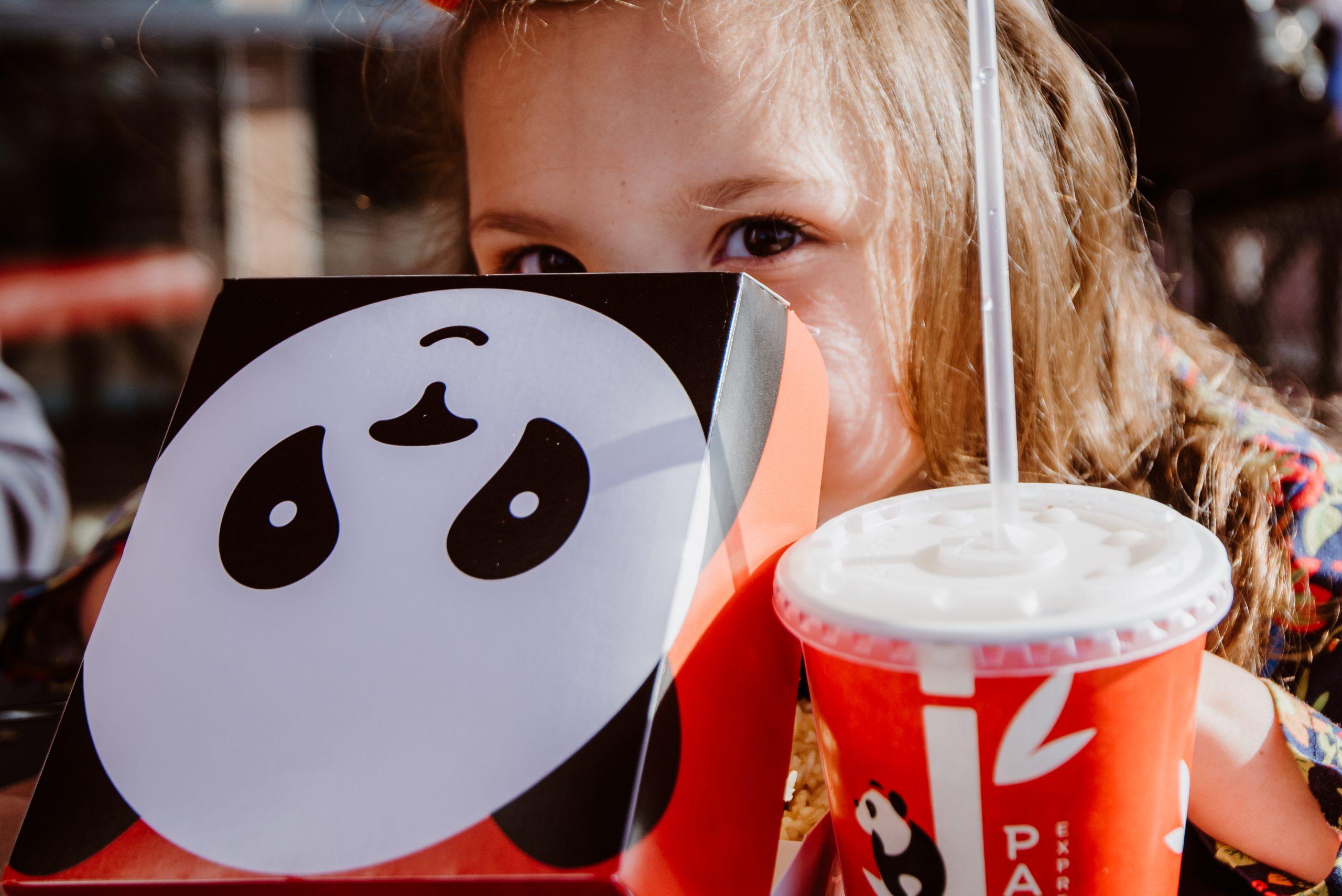 Panda Express Family Dinner 6