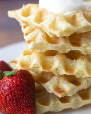 Puff Pastry Waffles 19