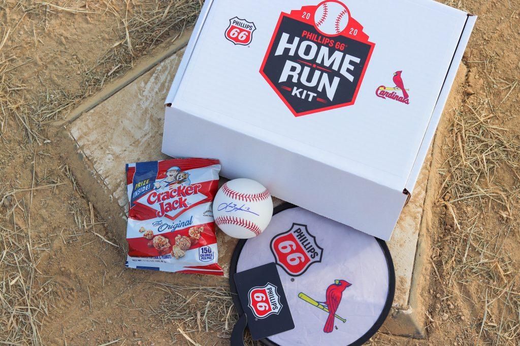 Phillips 66 - Pinterest - Home Run Kit Cardinals