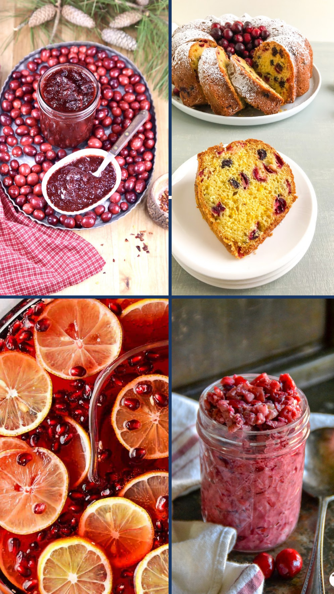 25 of the Best Cranberry Recipes