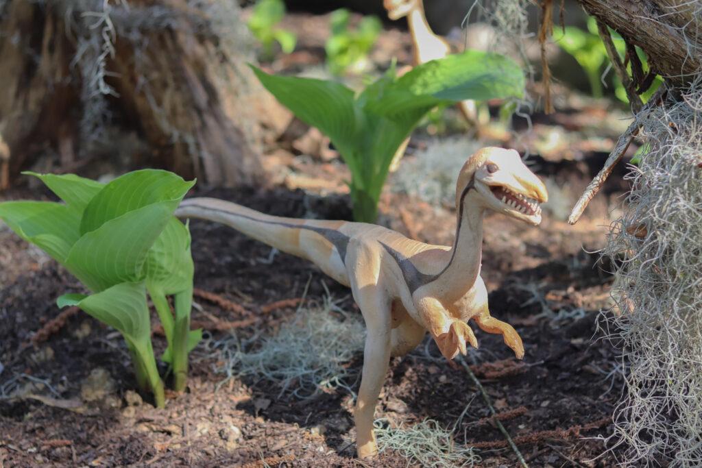 Dinosaurus STL 2
